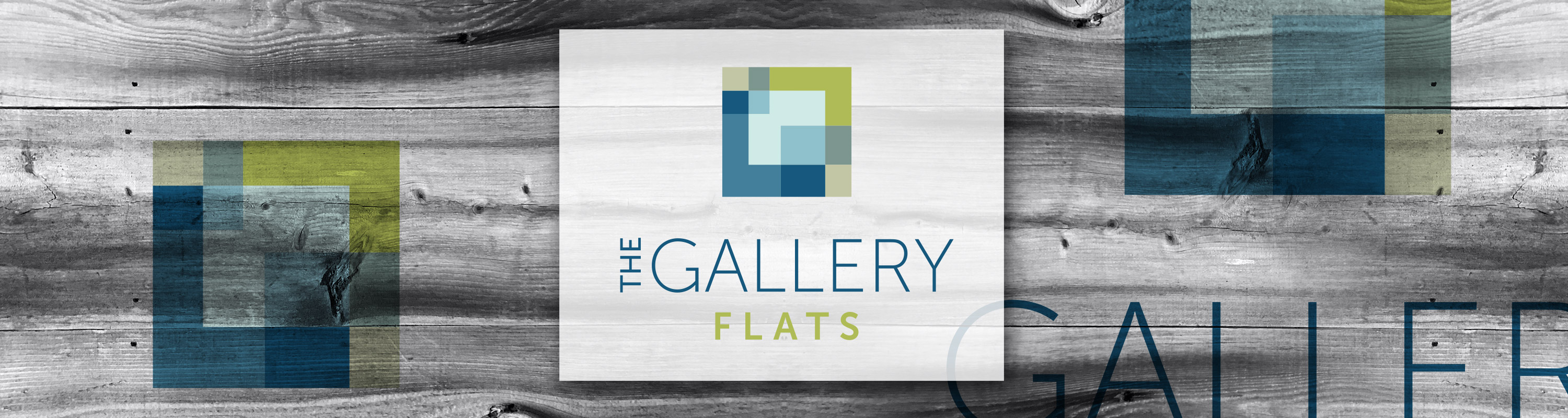 Fort Collins Logo Design: Gallery Flats