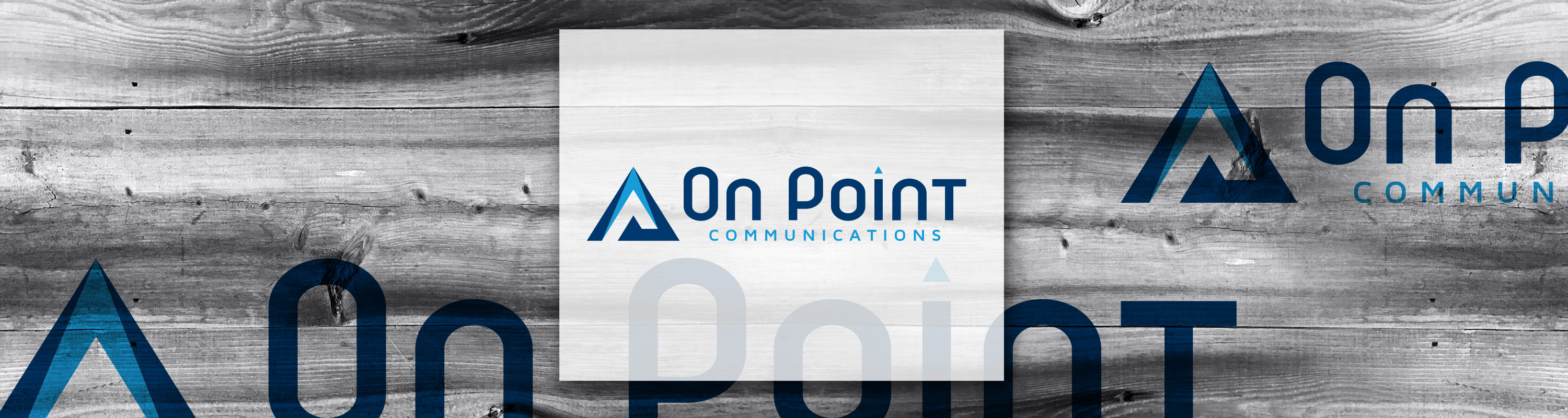 Fort Collins Logo Design: On Point Communications