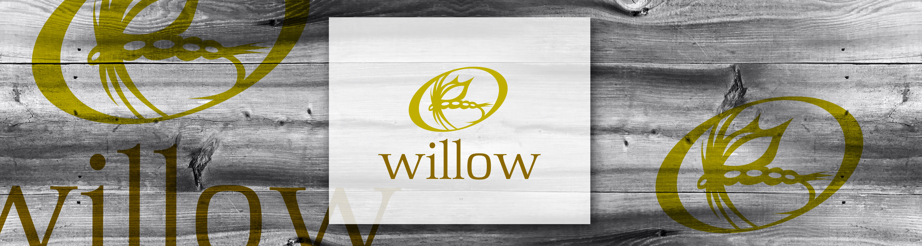 Fort Collins Logo Design: Willow Fishing